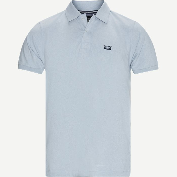 Nors KM Polo T-shirt - T-shirts - Regular - Blå
